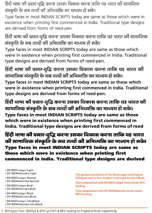 Type Design   Mahendra Patel